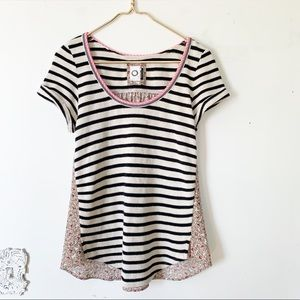 Anthropologie Akemi + Kin Tipperary Tee